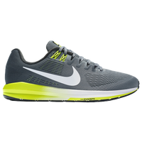 Nike Air Zoom Structure 21 - Men's - Grey / White