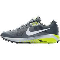 96eaa45c5e4ed Nike Air Zoom Structure 21 - Men s - Grey   White