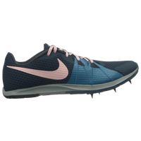 Nike Zoom Rival XC - Women's - Dark Green / Pink