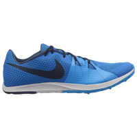 Nike Zoom Rival Waffle - Men's - Light Blue / Navy