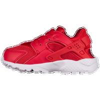 Nike Huarache Run - Boys' Toddler - Red / Black