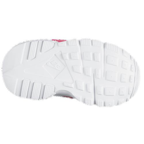 Nike Huarache Run Girls Toddler Casual Shoes Wolf