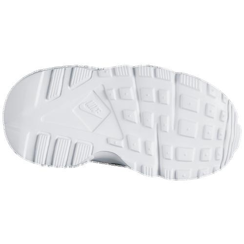 105cef72370f Nike Huarache Run - Girls  Toddler - Running - Shoes - Black Green Glow