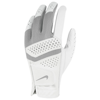Nike Tech Extreme VI Golf Glove - Women's - White / Grey