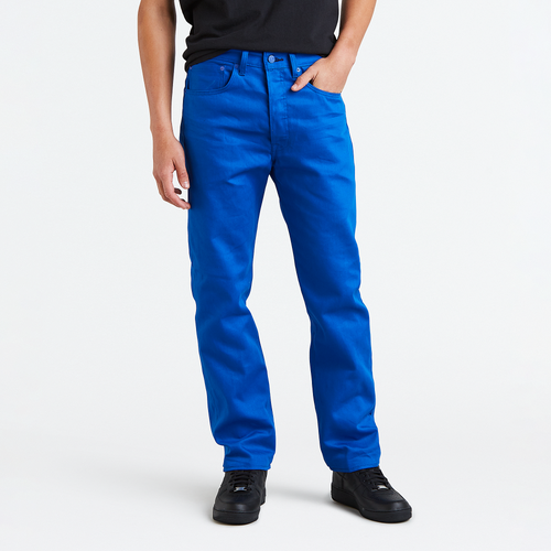 Levis 501 Shrink To Fit Jeans Mens Casual Clothing