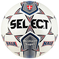 Select Brillant Super NAIA - White / Black