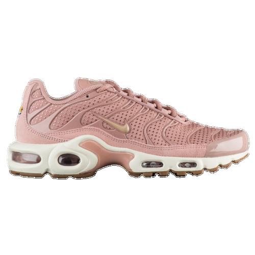 pink nike air max plus womens