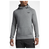 Nike Modern Pull Over Hoodie - Men's - Grey / Black