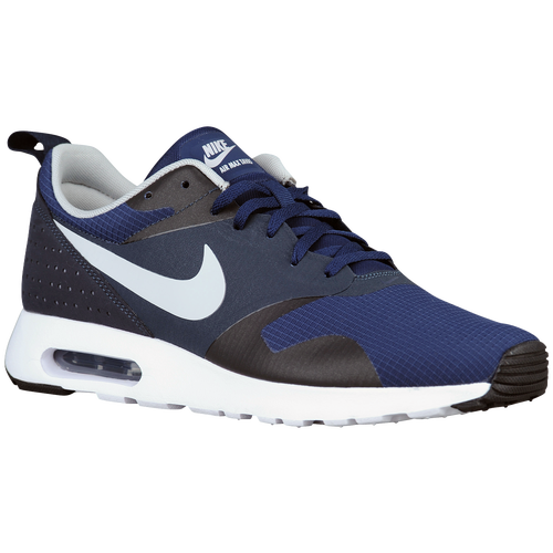 Mens Shoes Nike Air Max Tavas Midnight Navy/Dark Obsidian/White/Neutral Grey