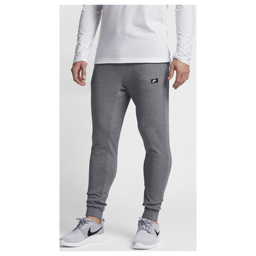 Nike Modern Jogger - Men's Casual - Carbon Heather/Dark Grey 05154091