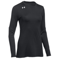 Under Armour Team Endless Power L/S Jersey - Women's - Black / White