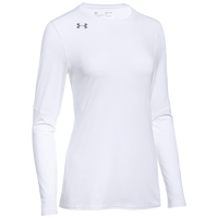 Under Armour Team Endless Power L/S Jersey - Women's - White / Grey