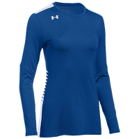 Under Armour Team Endless Power L/S Jersey - Women's - Blue / White