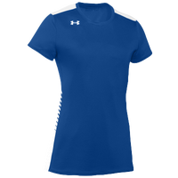 Under Armour Team Endless Power S/S Jersey - Women's - Blue / White