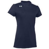 Under Armour Team Endless Power S/S Jersey - Women's - Navy / White