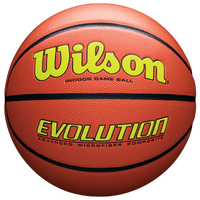 Wilson Evolution Game Ball - Men's - Orange