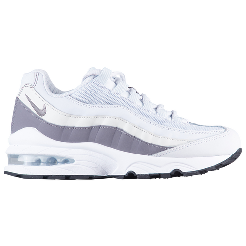 boys' gradeschool nike air max 95 running shoes