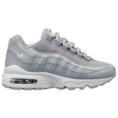grey nike air max 95