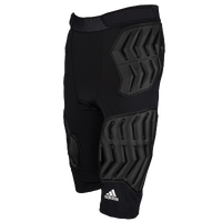 adidas Padded Shorts - Men's - Black / Black