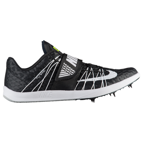 Nike Zoom TJ Elite - Men's Black/White/Volt 05394017