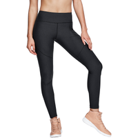 Under Armour Balance Tights - Women's - All Black / Black