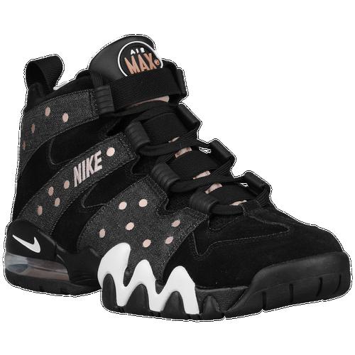 Nike Air Max CB2 '94 - Men's - Basketball - Shoes - Black/Metallic Red  Bronze/White