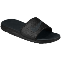 Nike Benassi Solarsoft Slide 2 - Men's - Black / Grey