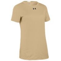Under Armour Team Locker S/S T-Shirt - Women's - Gold / Black