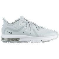 Nike Air Max Sequent 3 - Boys' Preschool - Grey / White