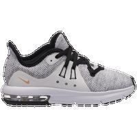 98fc76af688a27 Nike Air Max Sequent 3 - Boys  Preschool - White   Black