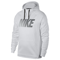 8971d1ff2fc0 ... Nike Therma Hoodie - Men s - Training - Clothing - White ...