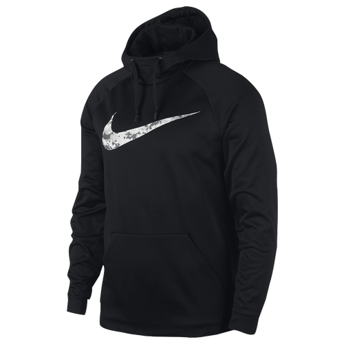 Nike Therma Hoodie Camo Swoosh Men S Training