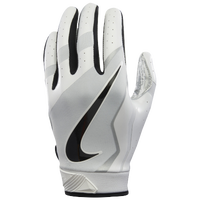 Nike Vapor Jet 4.0 Receiver Gloves - Boys' Grade School - White / Black