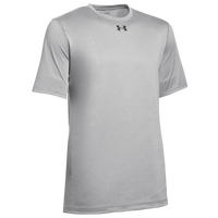 Under Armour Team Locker 2.0 S/S T-Shirt - Men's - Grey / Black