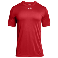 Under Armour Team Locker 2.0 S/S T-Shirt - Men's - Red / White