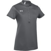 Under Armour Team Drape Tee - Women's - Grey / White