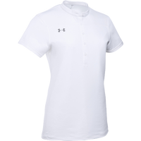 Under Armour Team Drape Tee - Women's - White / Grey
