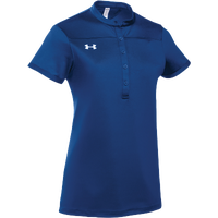 Under Armour Team Drape Tee - Women's - Blue / White