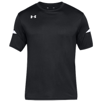 Under Armour Team Golazo 2.0 Jersey - Men's - Black / White