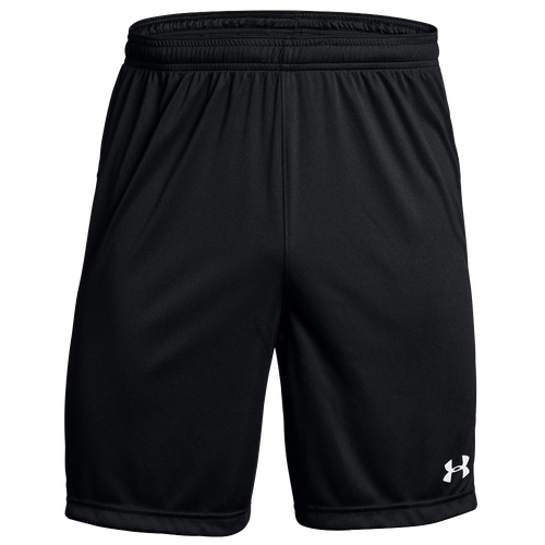 Under Armour Team Golazo 2.0 Shorts - Men's Baseball - Black/White 05830001