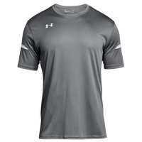 Under Armour Team Golazo 2.0 Jersey - Boys' Grade School - Grey / White