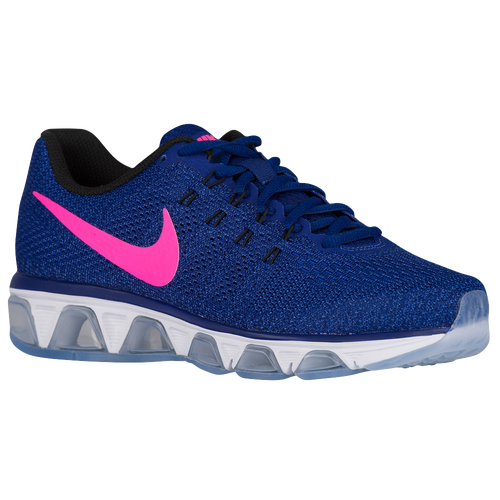 reputable site 08617 3bd84 ... sale nike air max tailwind 8 womens running shoes deep royal blue racer  blue black pink