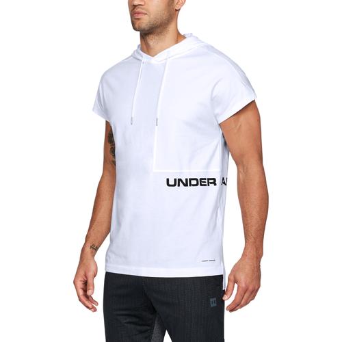 Under Armour Pursuit Short Sleeve Hooded T-Shirt