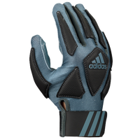 adidas Full Finger Scorch Destroyer 2 Lineman - Men's - Grey / Black