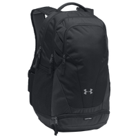 Under Armour Team Hustle 3.0 Backpack - Black / Black