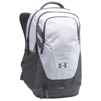 Under Armour Team Hustle 3.0 Backpack - White / Grey