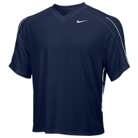 Nike Team Face-Off Game Jersey - Men's - Navy / White