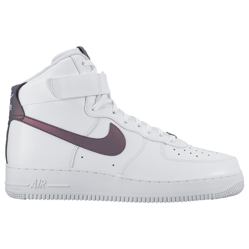 discount sale 505e4 3c6af ... italy nike air force 1 high lv8 mens casual shoes white multi color  white 02347 7839d