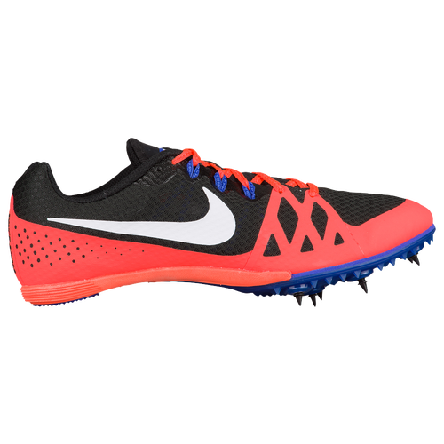 85a12d938abbf3 ... shop nike zoom rival md 8 mens track field shoes hyper orange white  black paramount blue