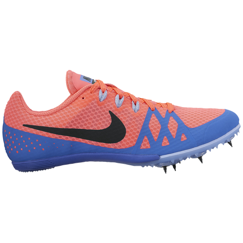 Nike Zoom Rival MD 8 - Women's - Track & Field - Shoes - Hot Punch/Black/Medium  Blue/Aluminum